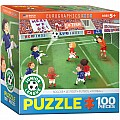 Soccer Junior League 100-Piece Puzzle (small box)