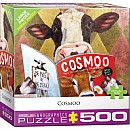 500 pc - Large Puzzle Pieces - Cosmoo