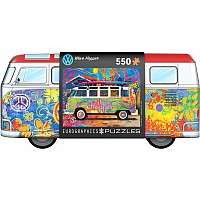 550 pc puzzles - VW - Wave Hopper