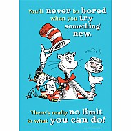 "Dr. Seuss Try Something New 13"" X 19"" Posters"