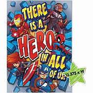 "Marvel Super Hero Adventure - There's A Super Hero In All Of Us 13"" x 19"" Posters"