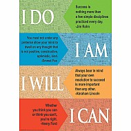 "Growth Mindset 13"" X 19"" Posters"