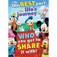 "Mickey Friendship 13"" X 19"" Posters"