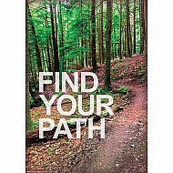 "Find Your Path 13"" X 19"" Posters"
