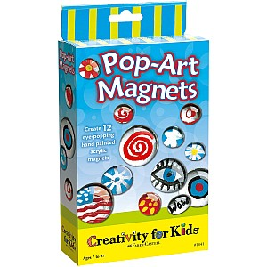 Pop-Art Magnets
