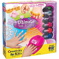 Creativity for Kids Ultimate Nail Studio