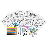 Creativity for Kids Shrinky Dinks Friends, Fashion  Fun
