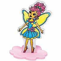 Shrinky Dinks Fairies