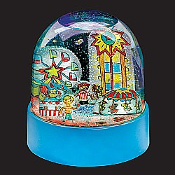 Faber-Castell 6102 Creativity for Kids Light Up Water Globe Playset