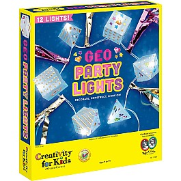 Geo Party Lights