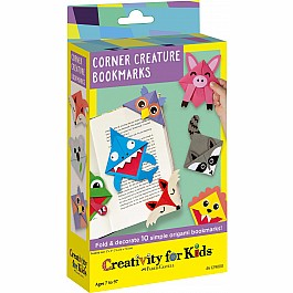 Corner Creature Bookmarks