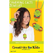 Charming Cacti Jewelry