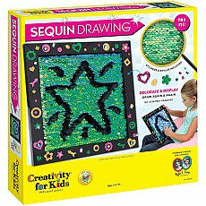 Sequin Drawing Set