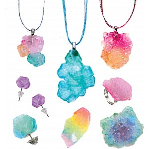 Color Your Mood Crystal Jewelry
