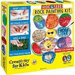 Hide & Seek Rock Painting Kit