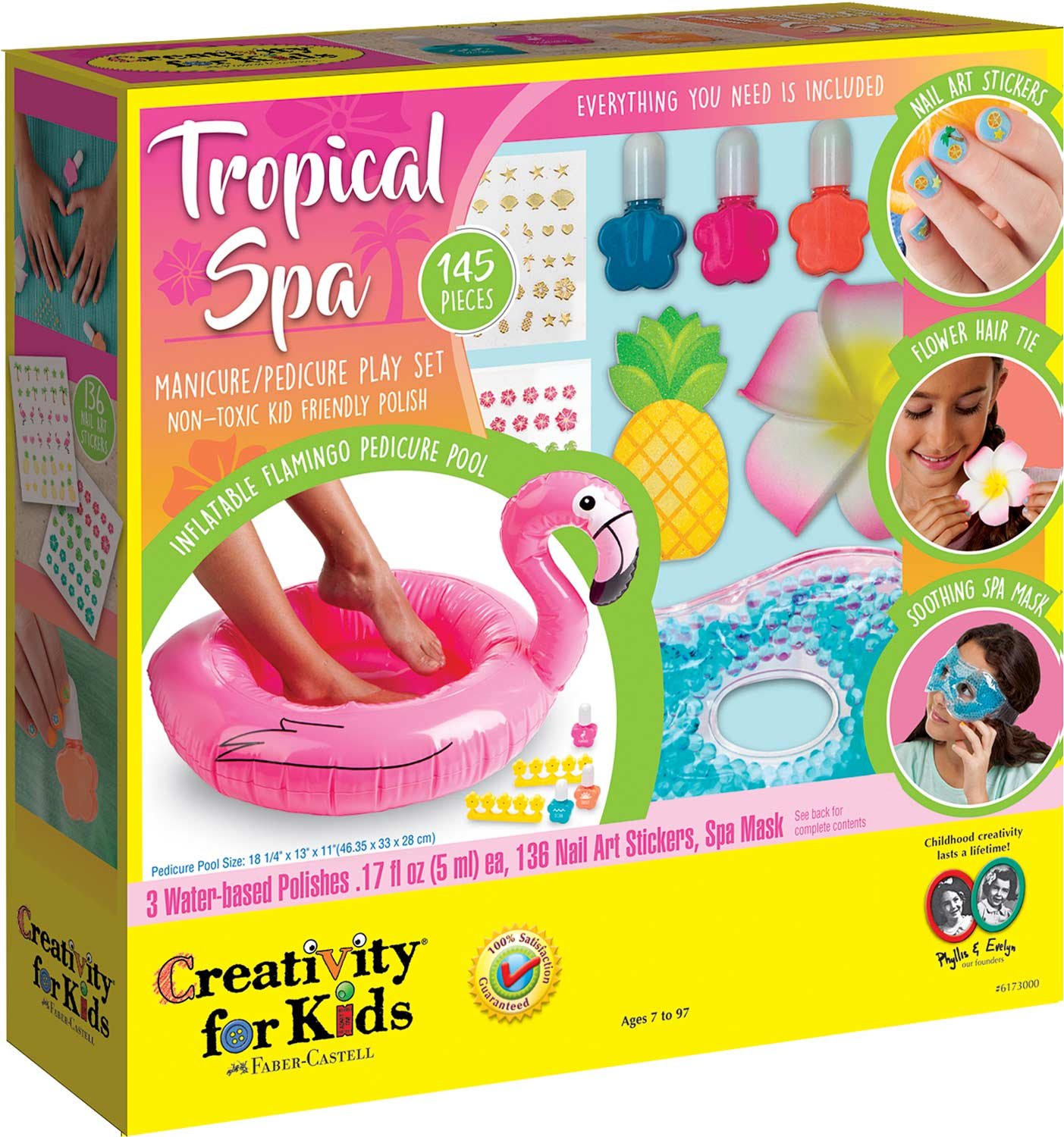Tropical Spa Kit