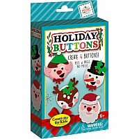 Holiday Buttons Mini Kit