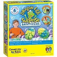Dragon Egg Surprise Bath Fizzies