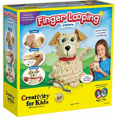 Finger Looping  -  Puppy