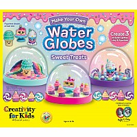 Make Your Own Water Globes  -  Sweet Treats