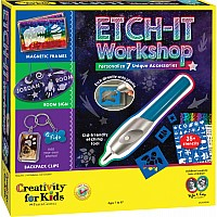 Creativity Etch-It Workshop