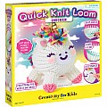 Quick Knit Loom Unicorn