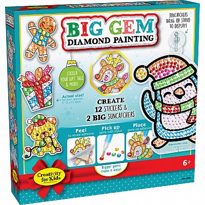 Big Gem Diamond Painting – Holiday