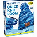 Hat Not Hate Quick Knit Loom