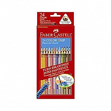24 ct GRIP Watercolor EcoPencils