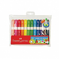 12ct Washable Broadline Jumbo Markers