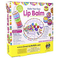 Creativity for Kids Make Your Own Lip Balm Kit
