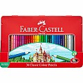 36ct Classic Color Pencil Tin Set