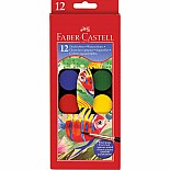 12ct Watercolor Paint Set