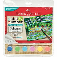 Paint By Number Museum Series-The Japanese Footbridge
