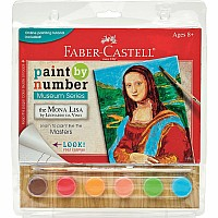 Paint By Number Museum Series-The Mona Lisa