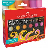 Do Art Outdoor Chalk Art Refill-Sunset