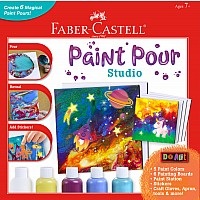 Do Art Paint Pour Studio