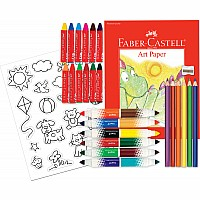 FC Young Artist Coloring Gift Set