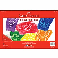 "Finger Paint Pad 12"" x 18"""