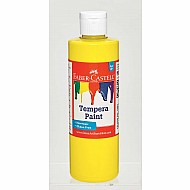 Yellow Tempera Paint (8 oz bottles)