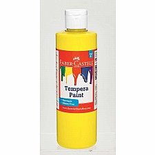 Yellow Tempera Paint
