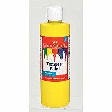 Yellow Tempera Paint (8 oz bottle)