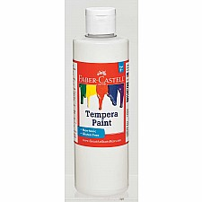 White Tempera Paint