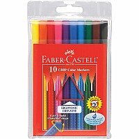 GRIP Fineline Washable Markers - 10 ct