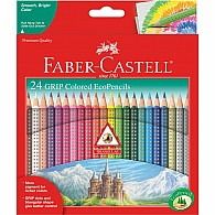 Grip Colored EcoPencils  24 ct.