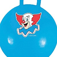 "18"" Blue Bozo Jumping Ball"