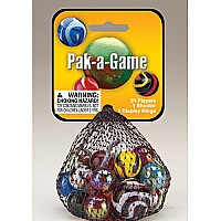 Pack-A-Game Assorted Game Net