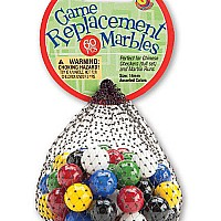 14Mm 60 Piece Chinese Checkers Marbles