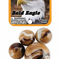 Marble Set - Bald Eagle