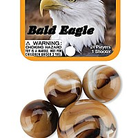 Bald Eagle Marbles